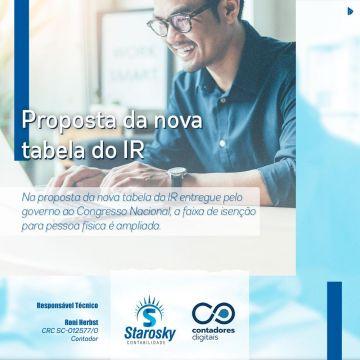 Proposta da nova tabela do IR: o que muda para as empresas e empreendedores?